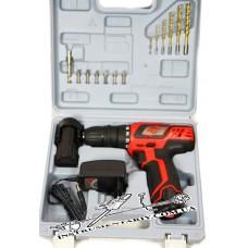 Шуруповерт аккумуляторный best да-12f (dfr)
