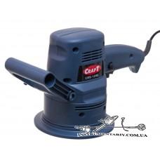 Эксцентриковая шлифовальная машина Craft CRS-125E 