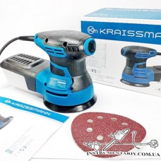 Эксцентриковая шлифовальная машина Kraissmann 350ES13