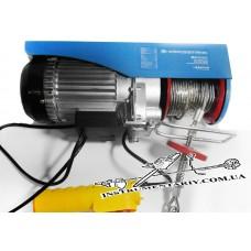 Подъемник электрический kraissmann sh 400/800