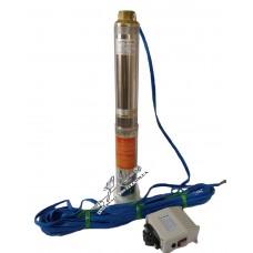 Насос скважинный Optima 4SDm3/7 кабель 30 м