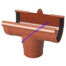 Воронка желоба водосточной системы RAINWAY 130х100 мм (шт)