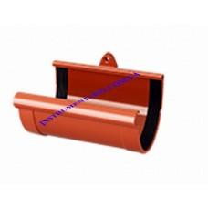 Муфта желоба водосточной системы RAINWAY 90мм (шт)