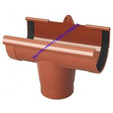 Воронка  желоба водосточной системы RAINWAY 90х75 мм (шт)
