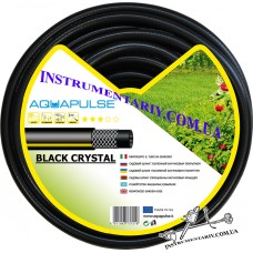 Шланг для полива Aquapulse Black Crystal 20 м 1/2