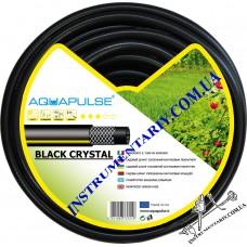 Шланг для полива Aquapulse Black Crystal 30 м 1/2