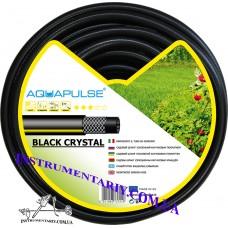 Шланг для полива Aquapulse Black Crystal 50 м 1/2