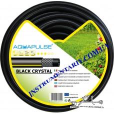 Шланг для полива Aquapulse Black Crystal 30 м 5/8