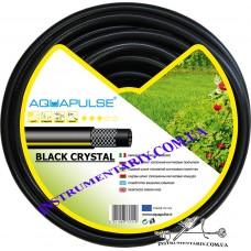 Шланг для полива Aquapulse Black Crystal 50 м 3/4