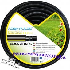 Шланг для полива Aquapulse Black Crystal 20 м 5/8