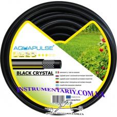 Шланг для полива Aquapulse Black Crystal 50 м 5/8