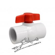 Кран шаровый  3/4 дюйма Presto-PS  с внутренней резьбой (PF-0125)