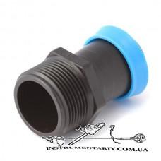 Стартер Presto-PS с резьбой 40 мм для шланга туман Silver Spray 40 мм (GSM-014050)