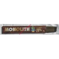 Электроды Monolith РЦ АНО-36 (Е 46) 4,0мм 1,0кг