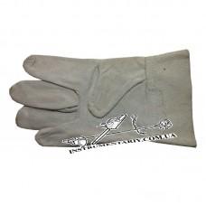Краги строительные - перчатки замшевые рабочие