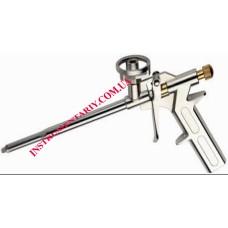 Пистолет для пены аллюминевый Tolsen