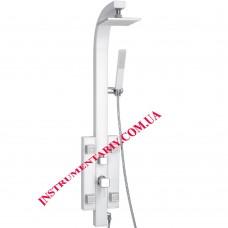 Душевая панель Q-tap Shower WHI-1102