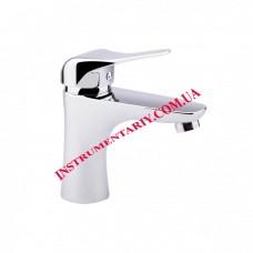 Смеситель для умывальника Q-tap Integra CRM-001