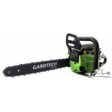 Бензопила Gardtech GCS 52-3.5 2 шины 2 цепи