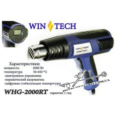 Фен промышленный wintech whg-2000rt