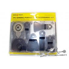 Набор ножей для реноватора Wintech WOO-10127